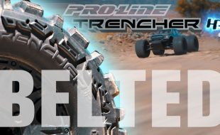 Pro-Line Trencher HP 2.8″ All Terrain BELTED Tires [VIDEO]