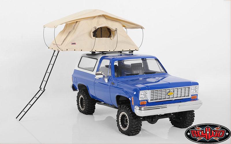 RC4WD 1/10 ARB Pilbara Rooftop Tent