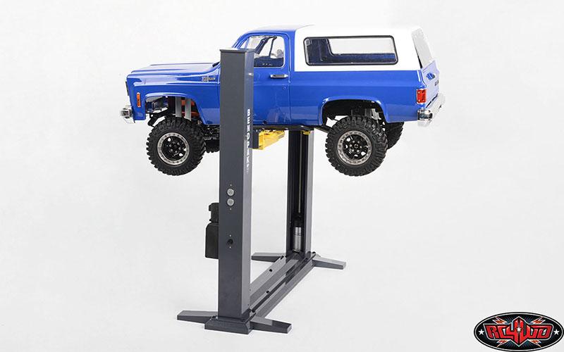 Bendpak Xpr 9 >> RC4WD 1/10 BendPak XPR-9S Two-Post Auto Lift [VIDEO] - RC ...