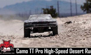 Redcat Racing Camo TT Pro Off-Road Action [VIDEO]