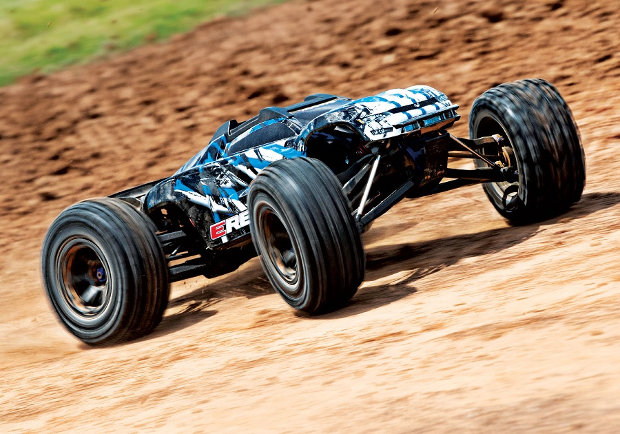 Traxxas E-Revo Now Available In New Color Options