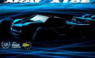 XRAY 2019 XT8E 1/8 4WD Electric Truggy
