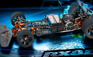 XRAY RX8E 1/8 On-Road Electric Car