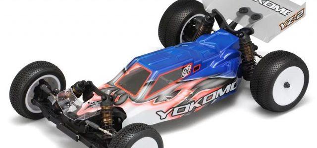Yokomo YZ-2 DTM 3.0 1/10 2WD Electric Buggy Kit