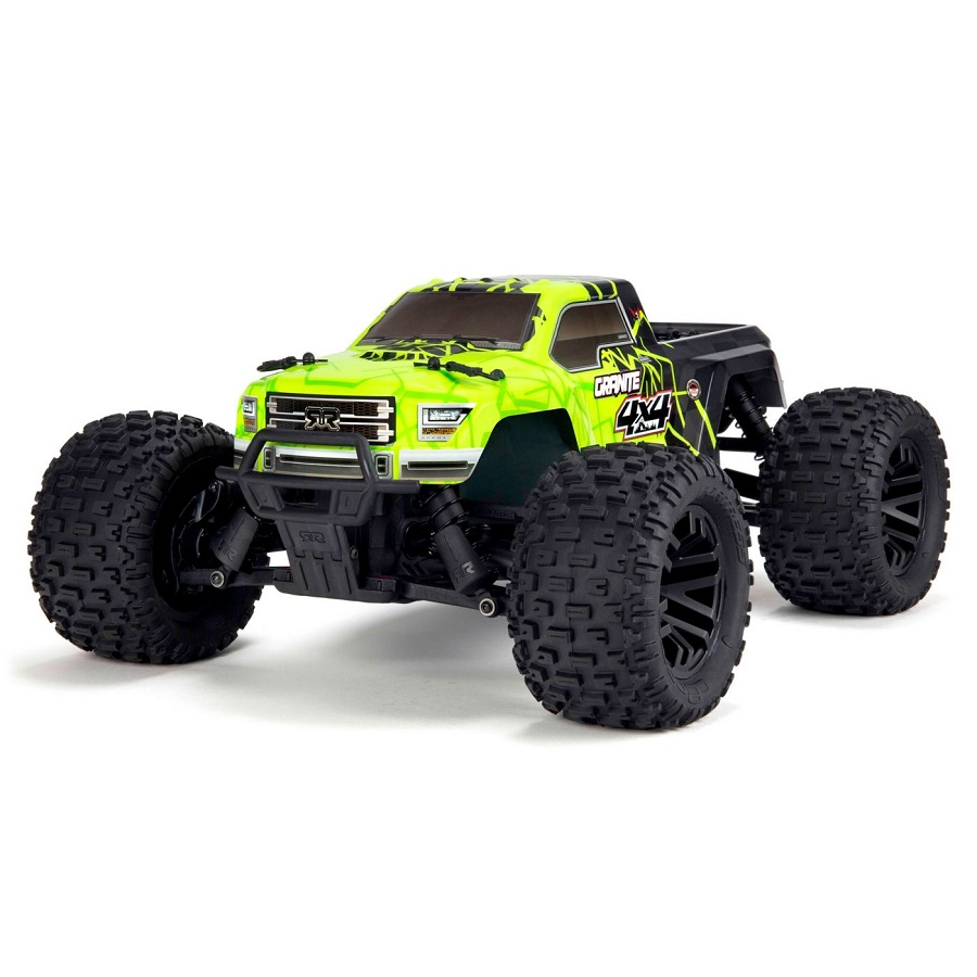 ARRMA 1/10 GRANITE MEGA 550 Brushed 4WD Monster Truck RTR