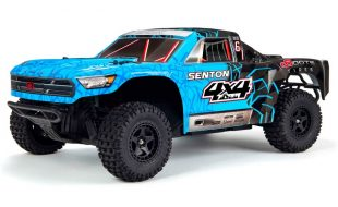 ARRMA SENTON MEGA 550 Brushed 4WD Short Course Truck RTR