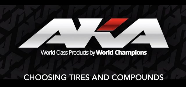 Choosing Tires & Compounds With AKA [VIDEO]