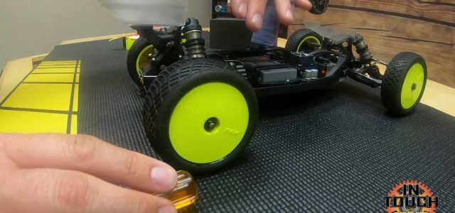 In Touch With TLR: Ball Diff Break-In & Slipper Setup [VIDEO]