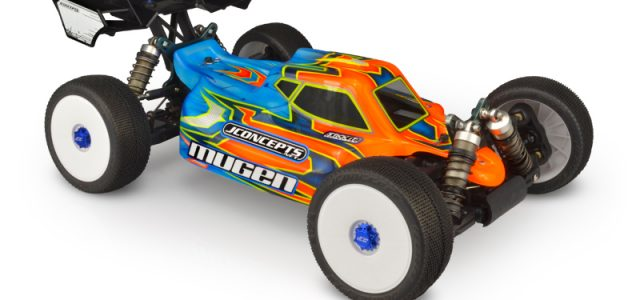 JConcepts S15 Mugen MBX8 Eco Clear Body