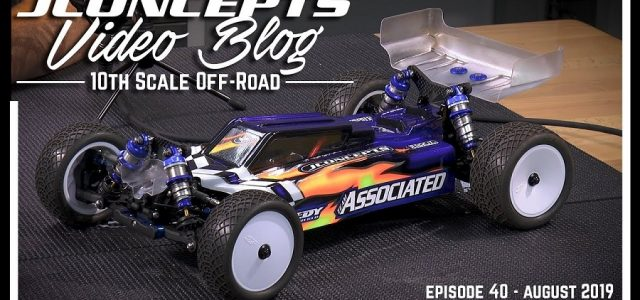 JConcepts VLog Episode 40 – New Products – 10th Scale Off Road [VIDEO]