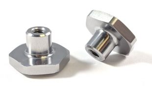 MIP 17mm Hex Adapter Nuts For Traxxas 4wd Vehicles