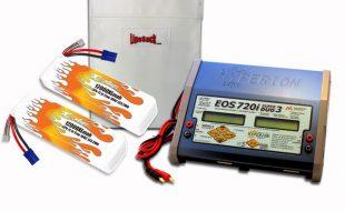 MaxAmps Dual LiPo 12000XL 11.1V ARTR Kit For The ARRMA Infraction BLX
