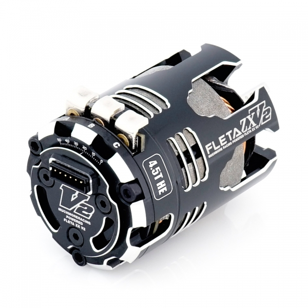 Muchmore FLETA ZX V2 4.5T High Efficiency Brushless Motor
