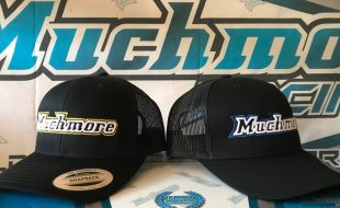 Muchmore Hot Weather Mesh Snapback Hats