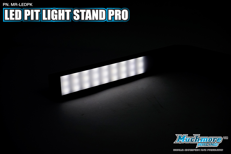 Muchmore LED Pit Light Stand Pro 2