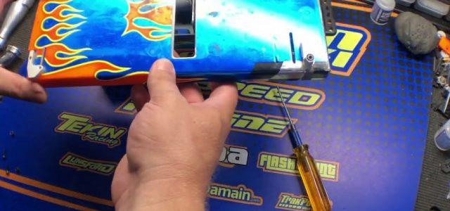 Mugen's Adam Drake Talks About 2 In 1 Starter Box Mounts [VIDEO]