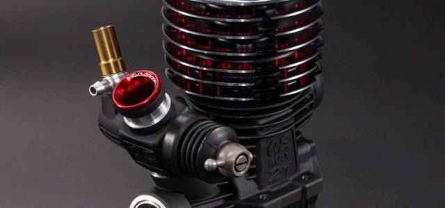 O.S. Speed R2104 1/8 Nitro Engine [VIDEO]