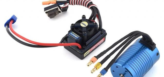 Onyx 1/10 4-Pole 4000Kv ESC & Motor Combo