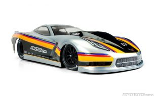 PROTOform Chevrolet Corvette C7 Pro-Mod Clear Body