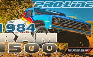 Pro-Line 1984 Dodge Ram 1500 Race Truck Clear Body [VIDEO]