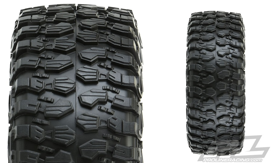 "Pro-Line Hyrax SCXL 2.2""/3.0"" All Terrain Tires"