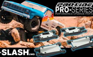 Pro-Line PRO-Series Pro-Arms Kits For The Traxxas Slash 2WD