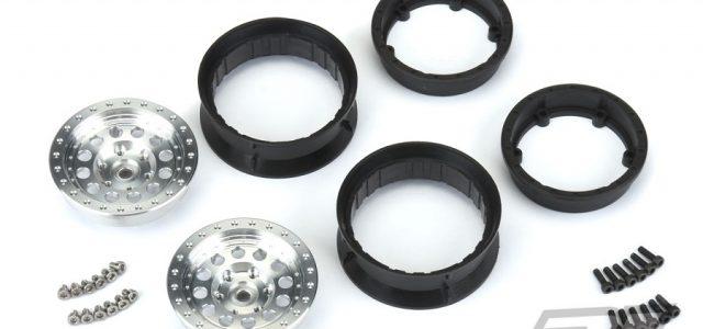 Pro-Line Rock Shooter 1.9″ Aluminum Composite Internal Bead-Loc Wheels