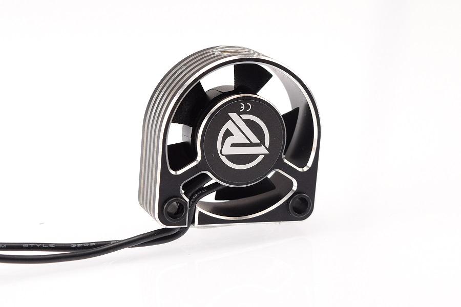 RUDDOG 30mm Aluminium HV High Speed Cooling Fan