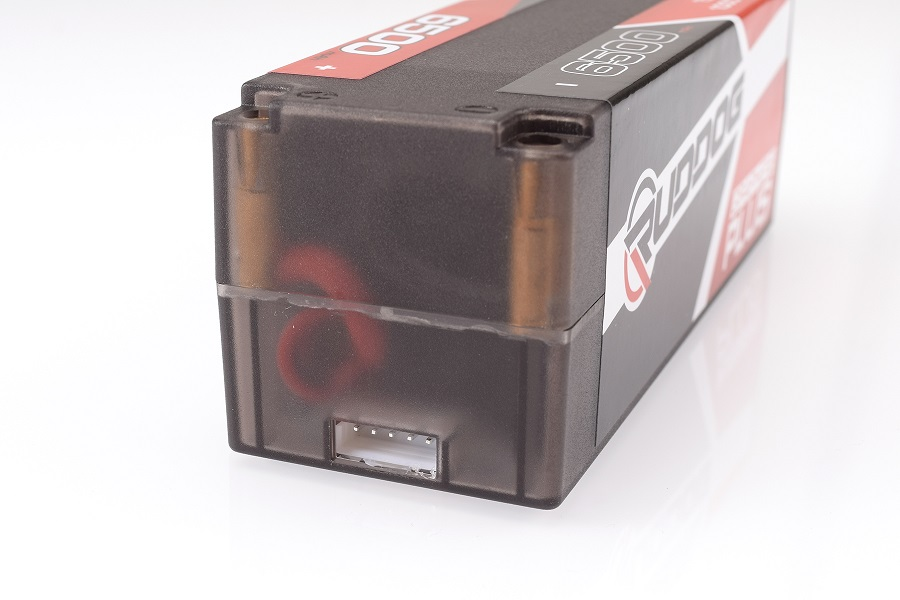 RUDDOG 6500mAh 15.2V 100C Graphene Plus 1/8 Pack LiHV