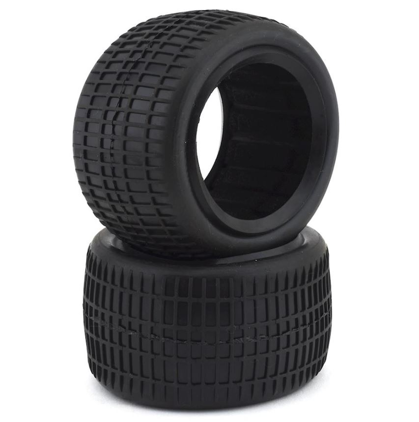 "Raw Speed Waffle 2.2"" Rear Buggy Tires"