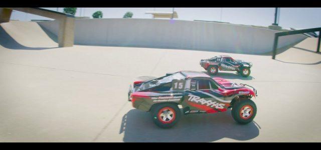 Short Course Skate Park Fun With The Traxxas Slash [VIDEO]