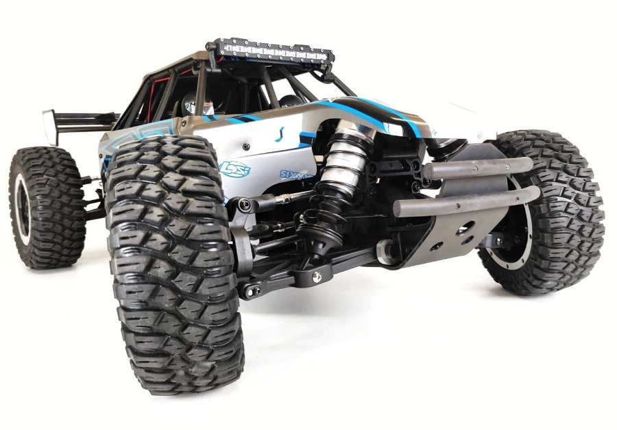 T-Bone Racing XV4 Front Bumper For The Losi DBXL & DBXLe