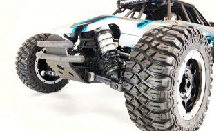 T-Bone Racing XV4 Front Bumper For The Losi DBXL & DBXLe