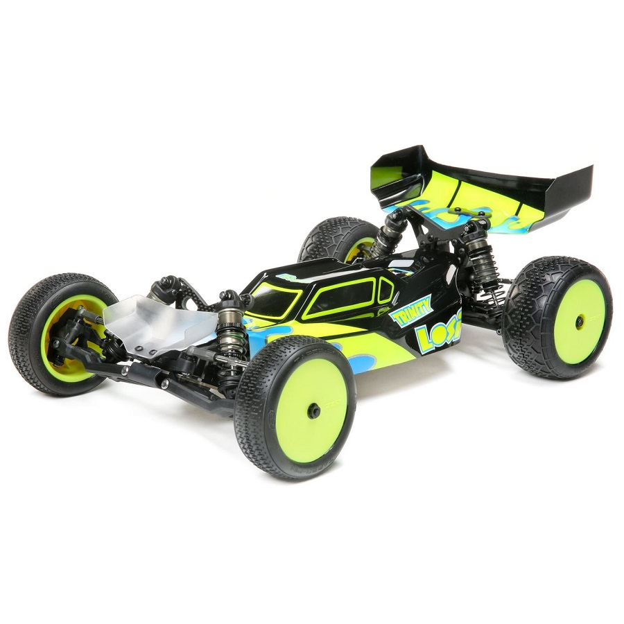 TLR 1/10 22 5.0 2WD DC (Dirt/Clay) ELITE Race Kit