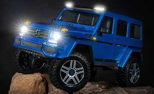 TRX-4 Light Kit For The Traxxas Mercedes-Benz G 500 4×4²
