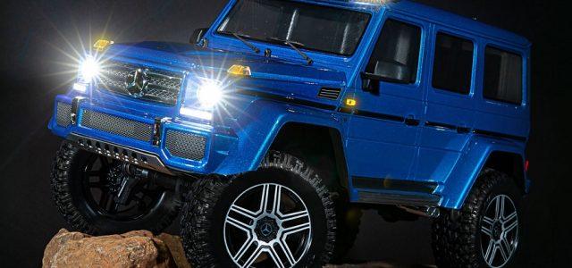 TRX-4 Light Kit For The Traxxas Mercedes-Benz G 500 4×4²