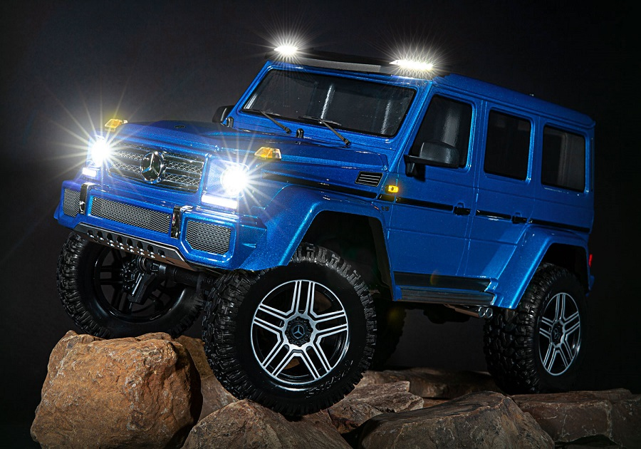 TRX-4 Light Kit For The Traxxas Mercedes-Benz G 500 4x4²