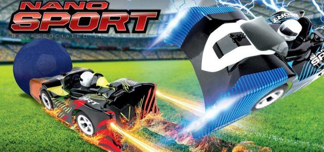 Team Associated Nano Sport Game Set [VIDEO]