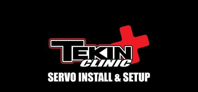 Tekin Clinic: Installing a Tekin Servo [VIDEO]