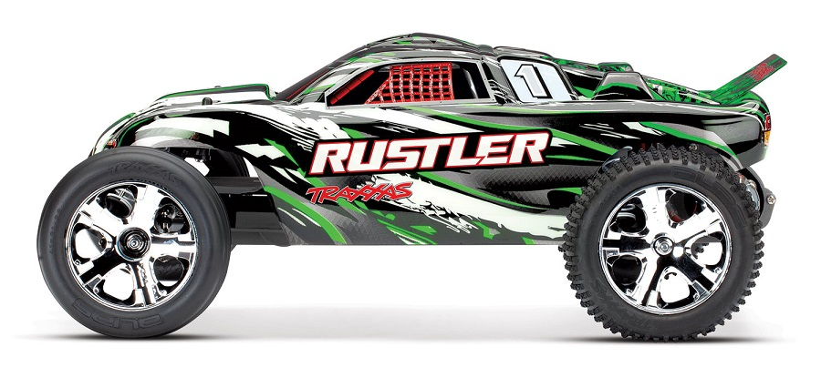 Traxxas Rustler Stadium Truck Now Available In 2 New Colors