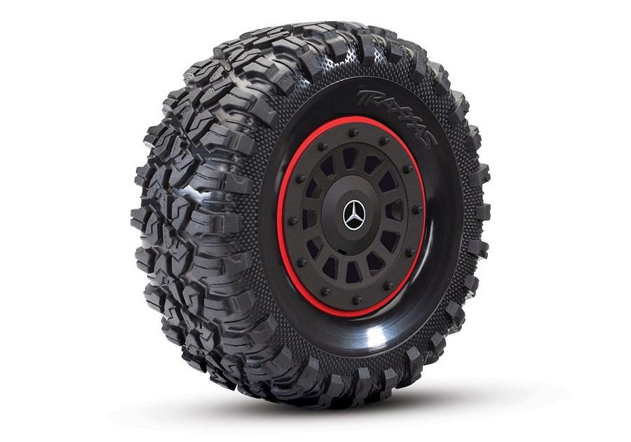 Traxxas TRX-4 Mercedes-Benz G 63 AMG 6x6