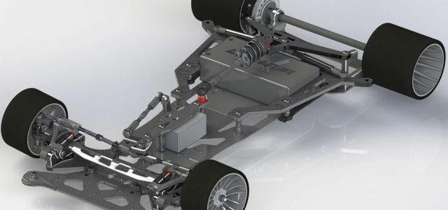 VBC Racing Lightning 10X235 1:10 Pan Car Kit