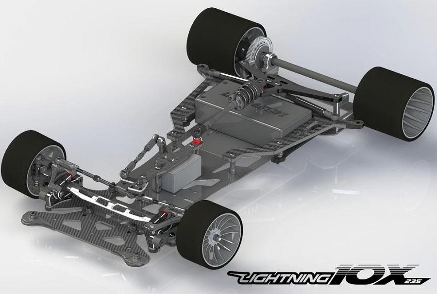 VBC Racing Lightning 10X235 1_10 Pan Car Kit