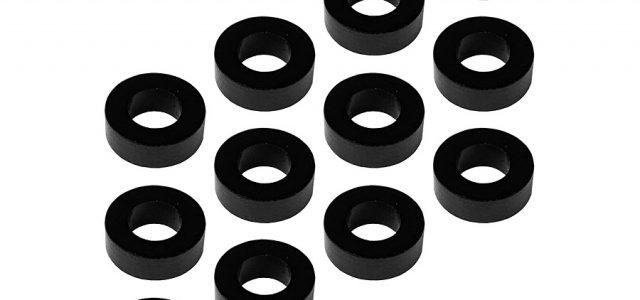 1up Racing 3x6mm Precision Aluminum Shims