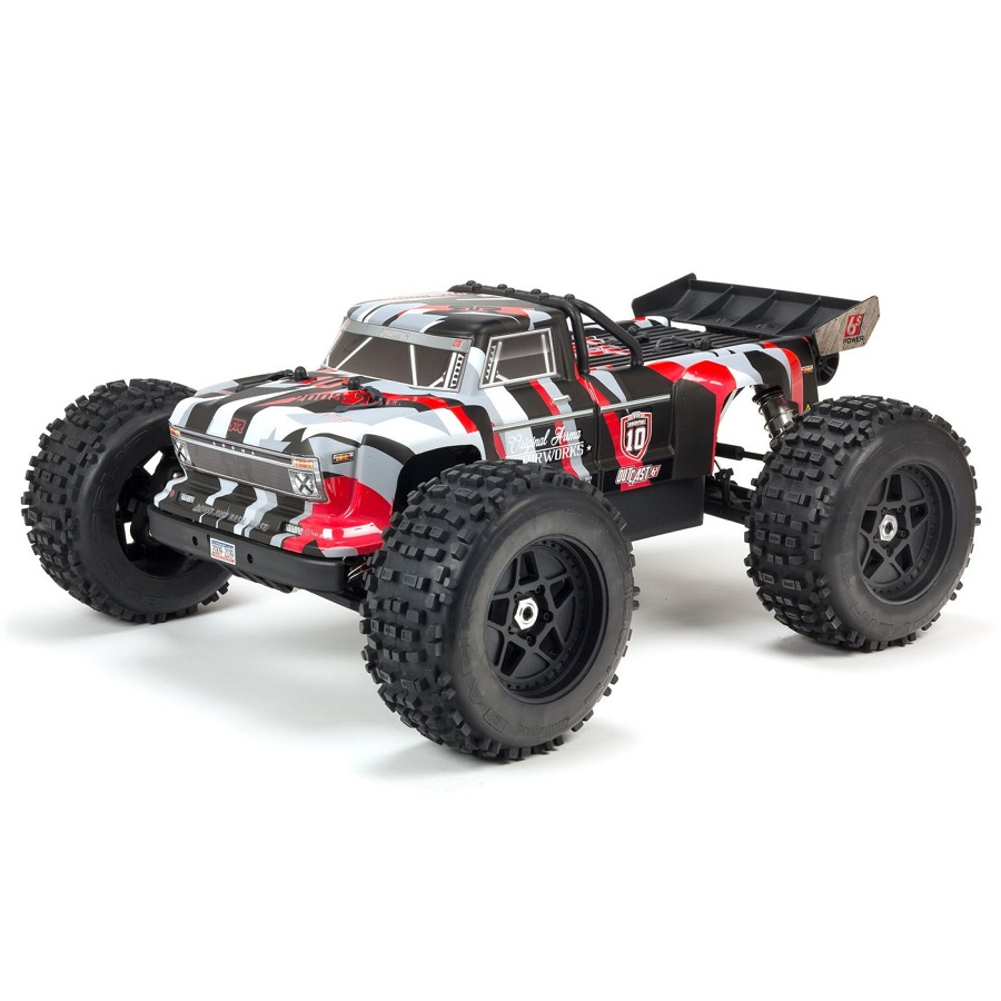 ARRMA 1/8 OUTCAST 6S BLX 4WD Brushless Stunt Truck RTR 10th Anniversary Limited Edition