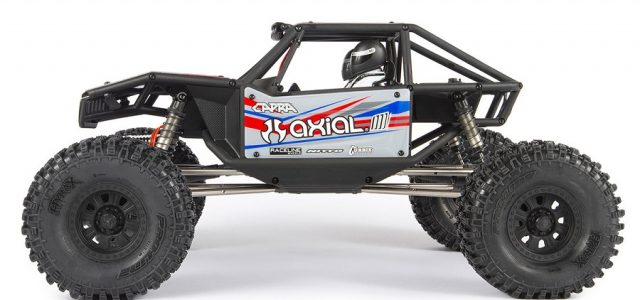 Axial Capra 1.9 Unlimited Trail Buggy Builder's Kit [VIDEO]