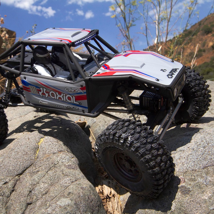 Axial Capra 1.9 Unlimited Trail Buggy Builder's Kit