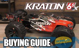 Buying Guide: ARRMA 1/8 KRATON 6S BLX 4WD Brushless Speed Monster Truck (V4) [VIDEO]