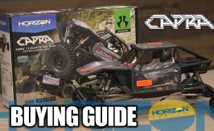 Buying Guide: Axial 1/10 Capra 1.9 Unlimited Trail 4WD Buggy Kit [VIDEO]