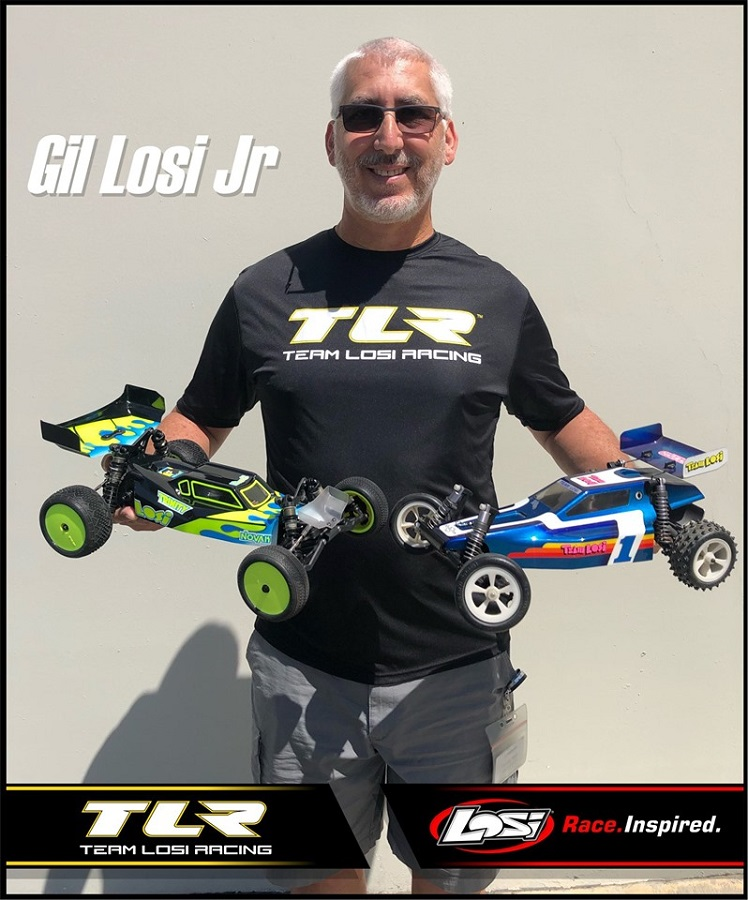 Gil Losi Jr. Returning To Team Losi Racing